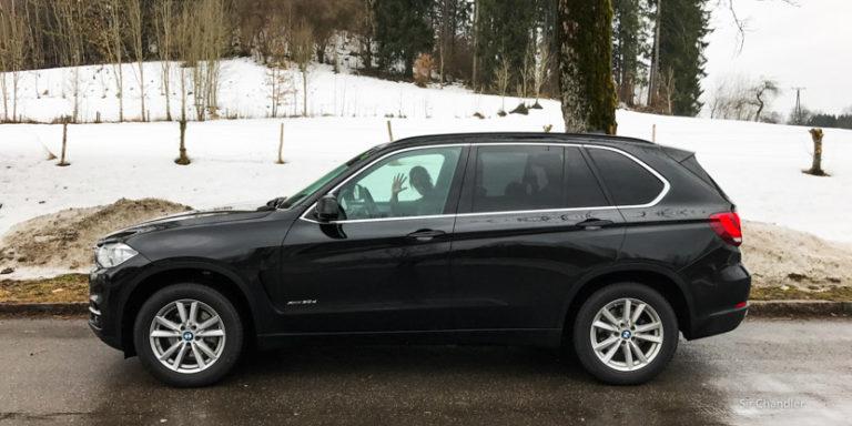 El post del BMW X5