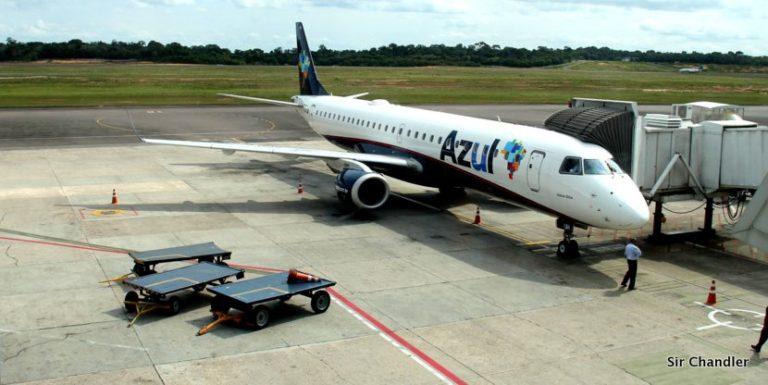 Azul aprovecha el acuerdo de Fortaleza y arrancó con vuelos a Recife