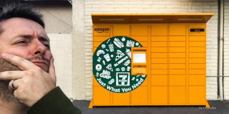 ¿Cómo buscar los Amazon Lockers y agregarlos a la cuenta? (pequeño cambio)