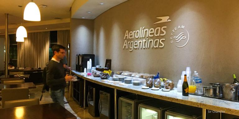 Aerolíneas Argentinas vende el acceso al vip de Ezeiza con descuento