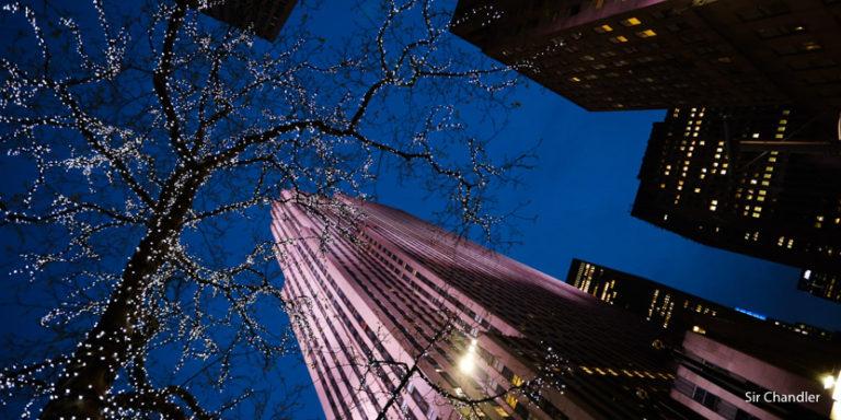 Top of the Rock, el petiso con mejor vista de Nueva York