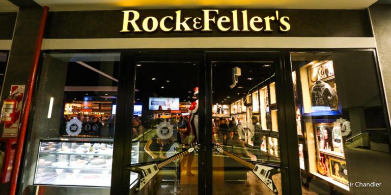 Conociendo el nuevo Rock & Feller's de Pilar