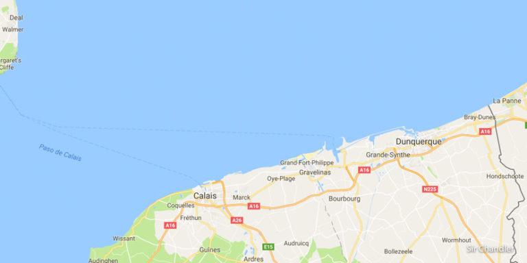 Y ahora tengo que agendar para ir a Dunkerque…