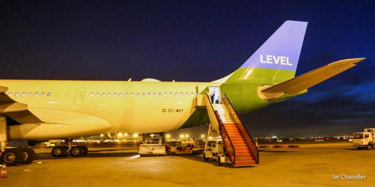 LEVEL estudia sumar París o Roma y llegar a 30 aviones en 5 años