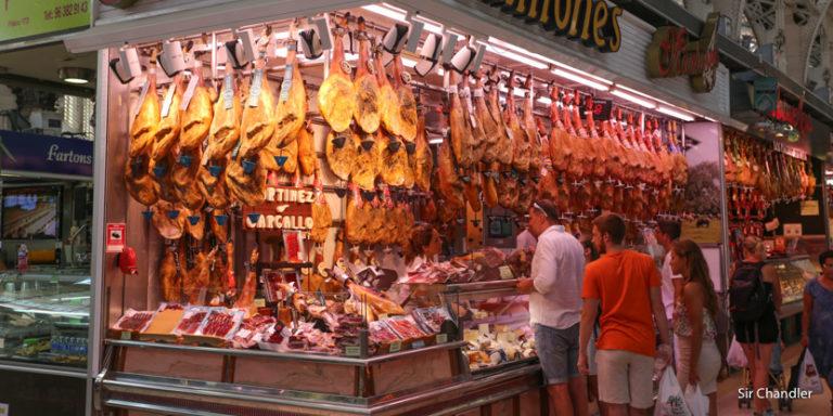 El mercat de Valencia (mercado central)