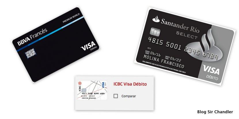 Tarjetas de d bito con chip empiezan a aparecer m s Habilitar visa debito para el exterior