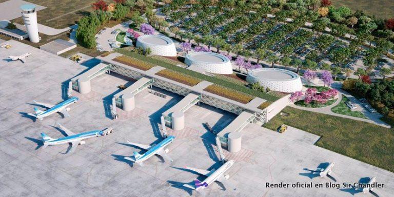 Los proyectos para los aeropuertos de Iguazú y Tucumán