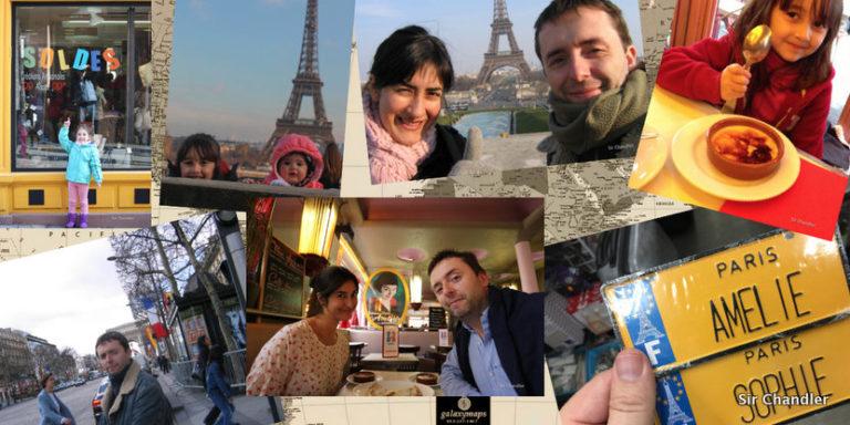 Siendo parte de la presentación de la guía Michelín en la Embajada de Francia