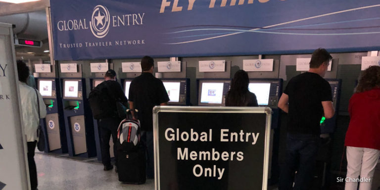 Global entry y el cambio de visa norteamericana ¿Hay que hacer algo?