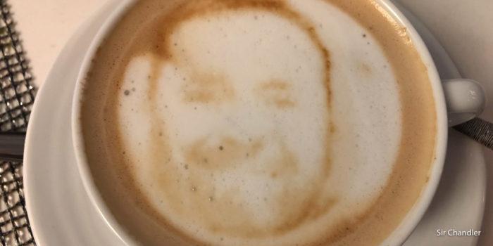 La Impresora De Caf 233 Que Pone Tu Cara En La Espuma