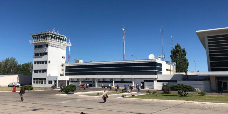 El Neuquén musculosa, otro aeropuerto del #TOPFIVEPIOR nacional