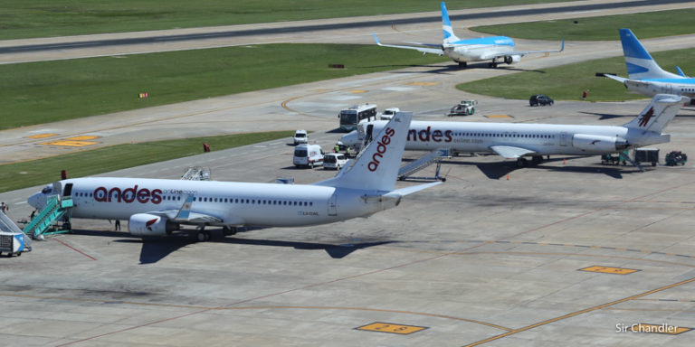 Andes confirma vuelos a Punta del Este y Mar del Plata en el verano