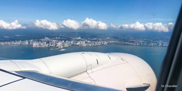De viaje por Panamá para ser parte del vuelo inaugural de Copa a Mendoza