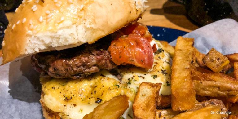 Las hamburguesas de Tierra de Nadie (Caballito)