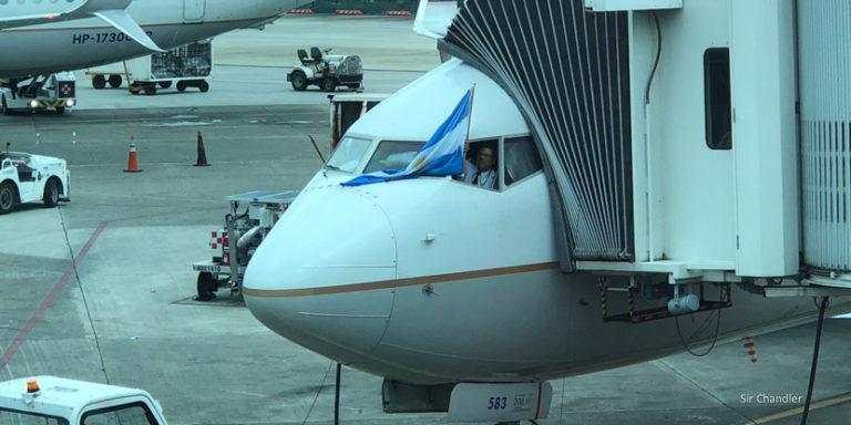 El vuelo inaugural de COPA a Mendoza – Crónica