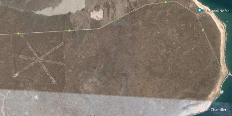 El misterio de las tres pistas de aterrizaje en Chubut