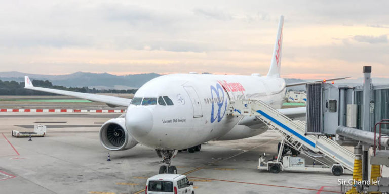 Air Europa mete la tarifa sin equipaje en vuelos a la Argentina