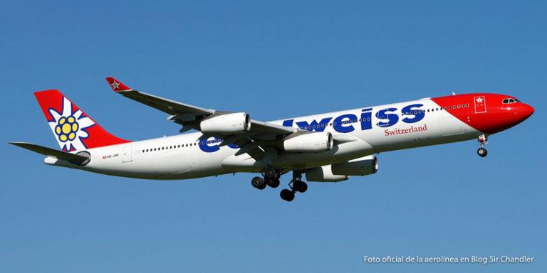 Edelweiss comenzó a vender los pasajes a Buenos Aires desde Zurich