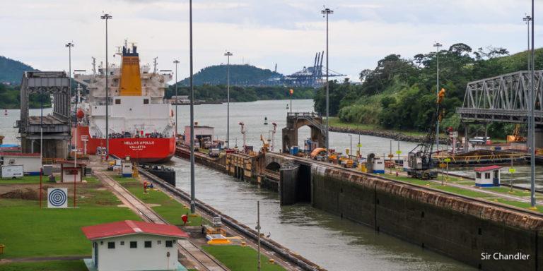 Paseando por Panamá (canal incluído)