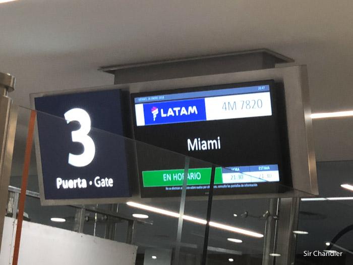 Buenos canjes de Latam Pass post venta de millas: Miami por 40.000
