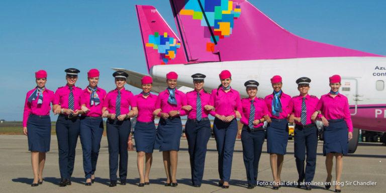 Azul llegó a 55 mujeres piloteando aviones, más del doble que todas las aerolíneas de Argentina