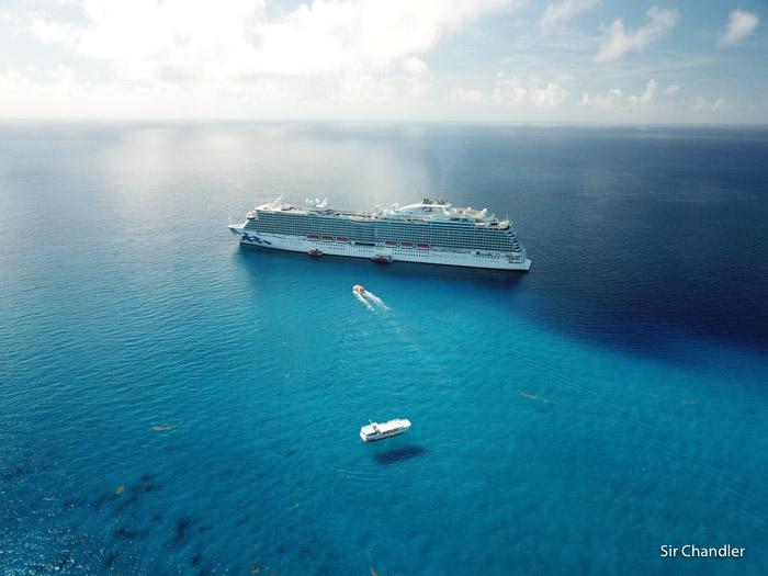 Nuevo viaje en familia: crucero por el Caribe con Princess