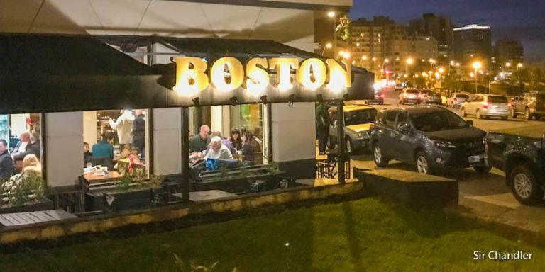 ¿Qué quieren cerrar la Boston? ¿ke?
