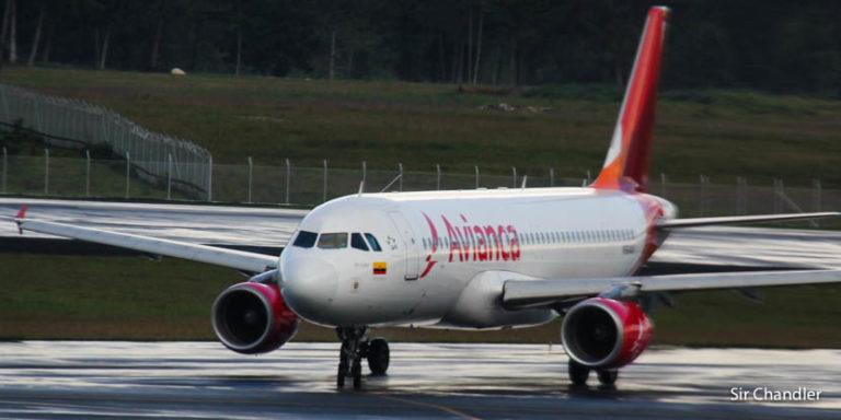 Avianca pide en Bogotá que no pongan nylon ni fundas al equipaje