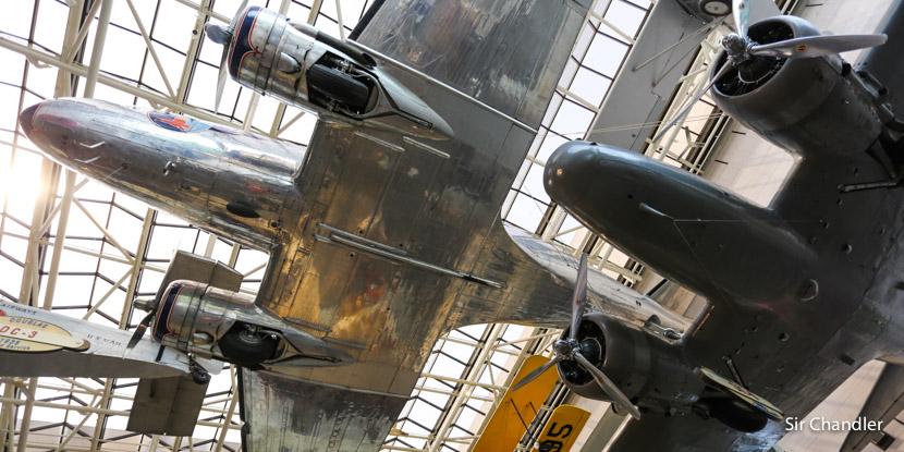 Museo Smithsonian.El Museo De Aviacion Del Smithsonian En Washington