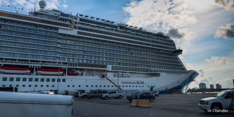 Así es el crucero Norwegian Bliss que navegará el caribe