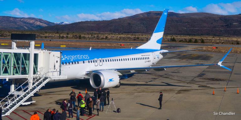 En Bariloche habrá un nuevo ANIMATE A VOLAR de Aerolíneas Argentinas