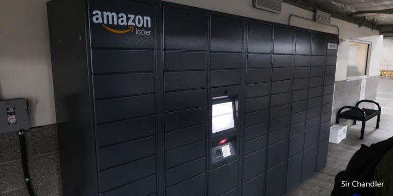 Amazon lockers: días para retirar los envíos y cantidad de compras posibles