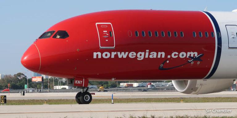 Norwegian Argentina comenzó trámites para volar a Estados Unidos
