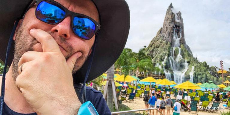 Volcano Bay en Orlando