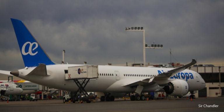 Air Europa arranca el 1º de junio a volar a Iguazú con Boeing 787