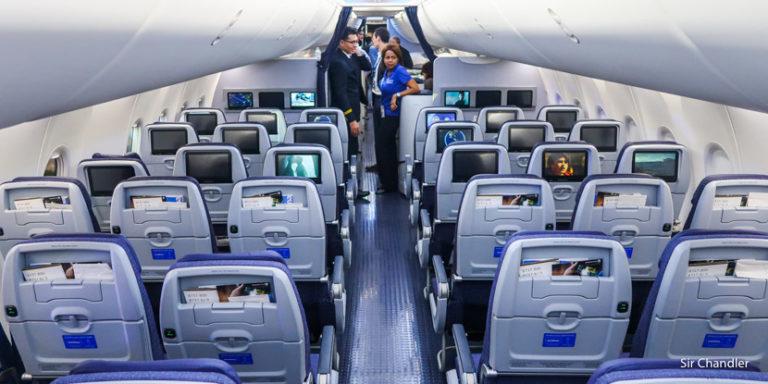 Así es el Boeing 737 MAX 9 de Copa con algunos cambios conceptuales