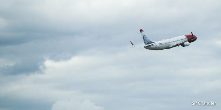 Norwegian Argentina: Ingreso en Tripcase y dato en Flightradar