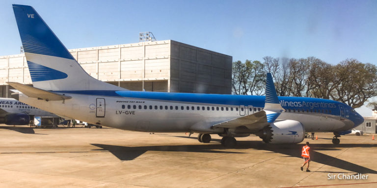 Aerolíneas Argentinas y los que debutan volando