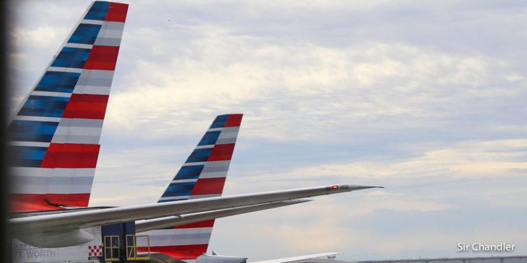 Usar el beneficio de ser Gold de Latam Pass (Ruby en Oneworld) en American Airlines
