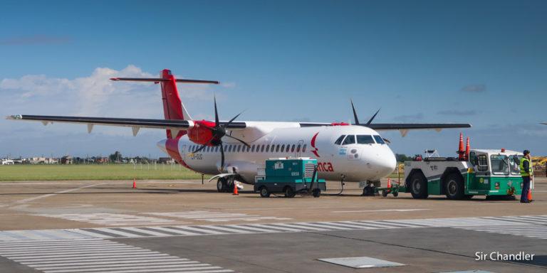 Avianca Argentina ya tiene la matrícula de su tercer ATR72