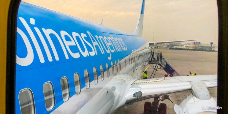 Ganar una subasta de upgrade de Aerolíneas Argentinas ¿Imposible?