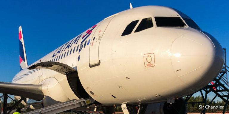 El vuelo de Latam que trajo argentinos desde Costa Rica (y harían uno con Ecuador)