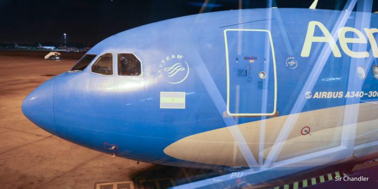 Aerolíneas Argentinas con 12 cuotas con VISA por pocos días