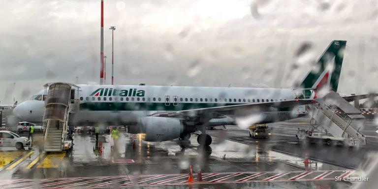 Rápida acreditación de Alitalia en ARPLUS