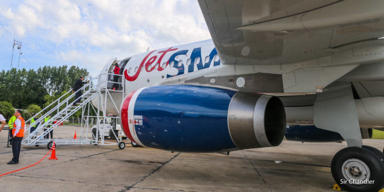 Jetsmart Chile comienza a volar a El Palomar