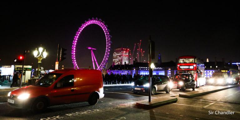 Datos del recorrido y el auto por alquilar en el Reino Unido…