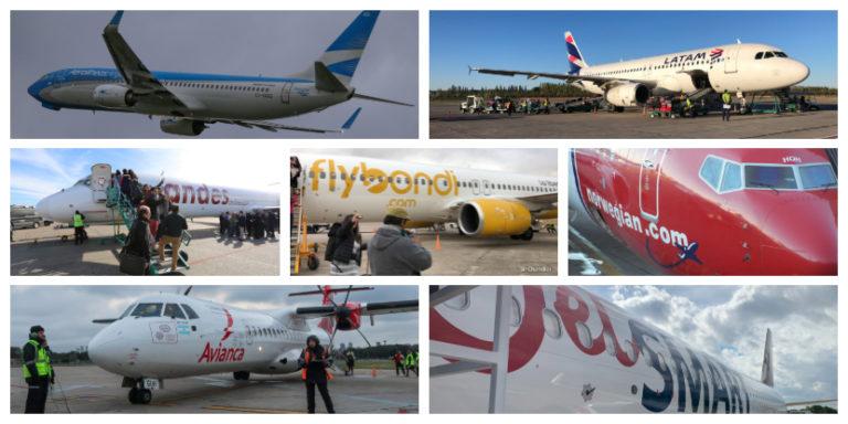 Lo que puede pasar con las aerolíneas de la Argentina este año