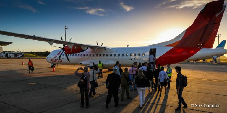 Primer vuelo de Avianca a Punta del Este – crónica