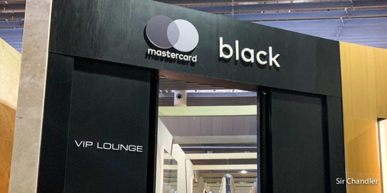 El salón vip de Mastercard Black en San Pablo que sigue aceptando las TC argentinas