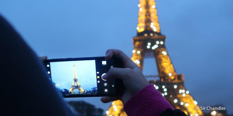¿Cuanto gasta en datos un celular en viaje?